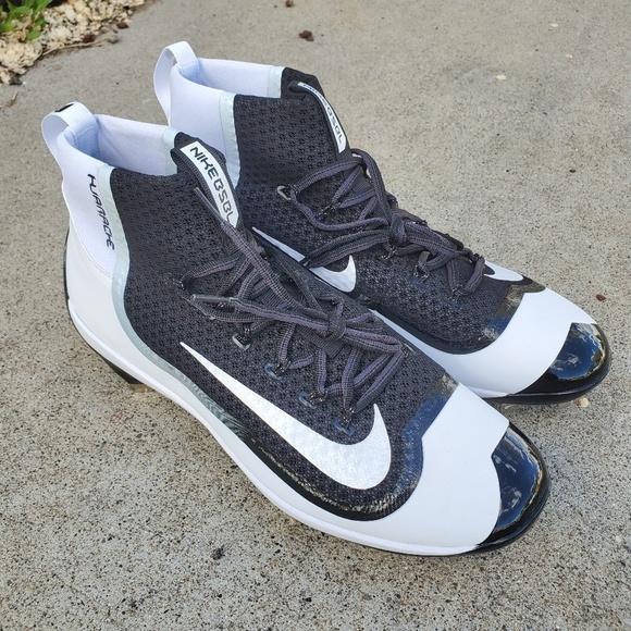 uk availability 7435c b96cb Nike Air Huarache 2k Filth Elite Mid Baseball sz13 NWT